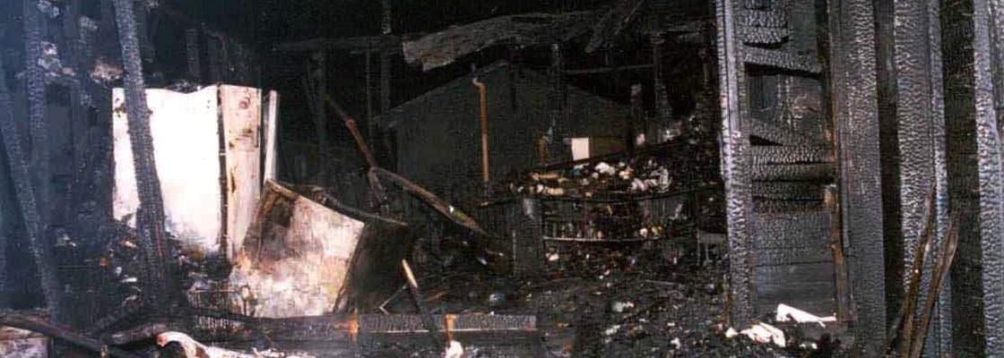 Fire Disaster & Restoration -03