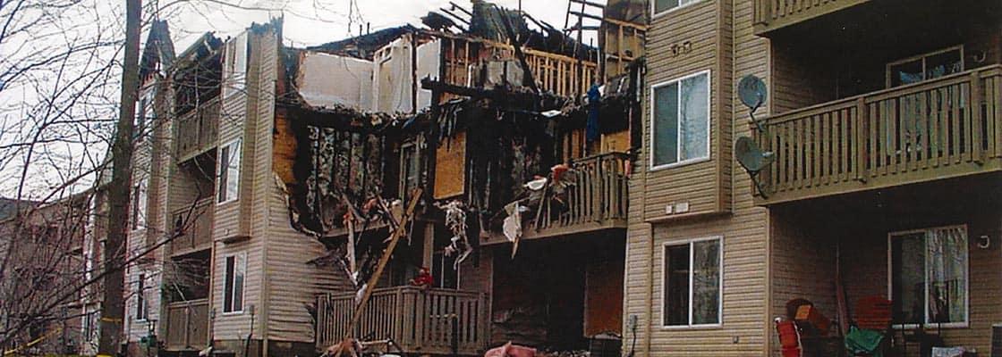 Fire Disaster & Restoration -05