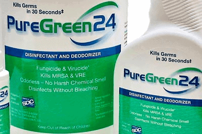 PureGreen24 Bottles
