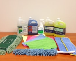 Microfiber Cleaning